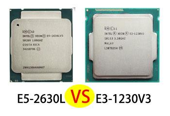 服务器爆炸了 , E5-2630L为什么性能跑不过E3-1230v3-主机饭